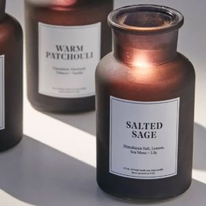 CANDLE-Urban Outfitters salted sage